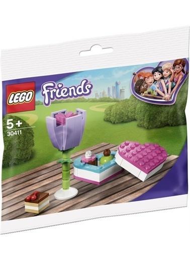 Lego Lego Friends 30411 Chocolate Box And Flower Renkli